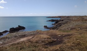 Rhoscolyn towards Silver Bay